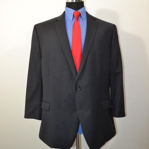 Calvin Klein Other - Calvin Klein 50R Sport Coat Blazer Suit Jacket Dar
